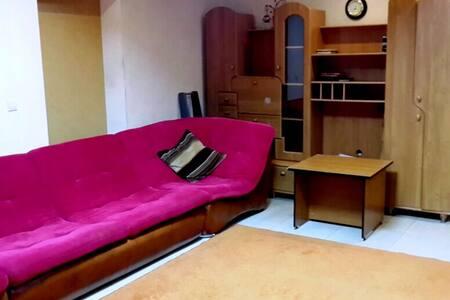 Трехкомнатная квартира в Клину