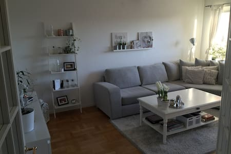 Lovely apartment in a quiet, yet central area - Helsingborg