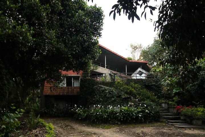 Chikmagaluru Homestay: Serene Mansion