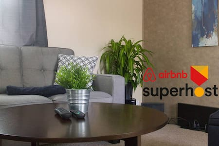 ★O'Hare airport 1BR-1B, Self Check-in, Rosemont★