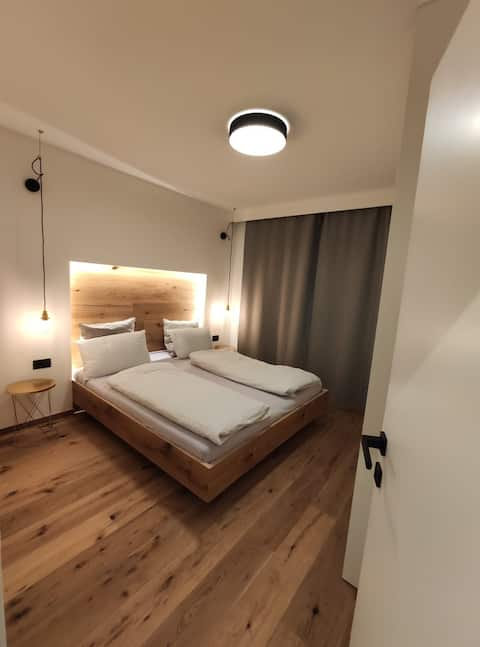 Cosy flat in the heart of sand in Taufers
