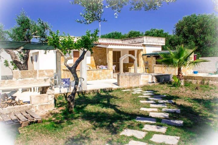 Villa Elena !!! La campagna in riva al mare...