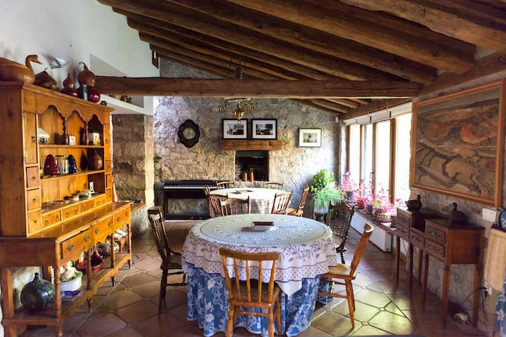 Charming Boutique Country House : Bbq & Wifi