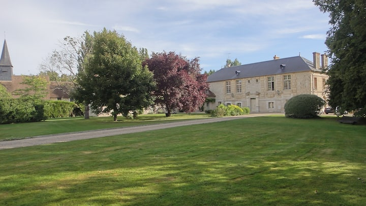 A charming 16th manor near Giverny