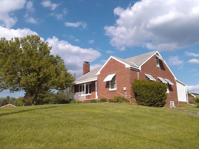 Magnolia Ridge: A cottage near historic towns - Keedysville - Дом