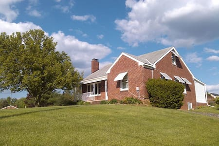 Magnolia Ridge: A cottage near historic towns - Keedysville - Ev