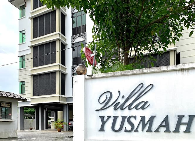 Yusmah Villa | Cosy, Spacious, Center of K Bharu