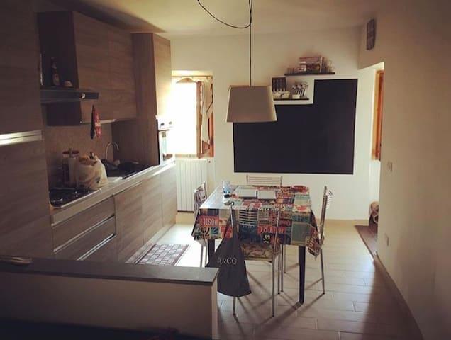 La casa di Emanuele - Emanuele Home - Pelago - Lägenhet