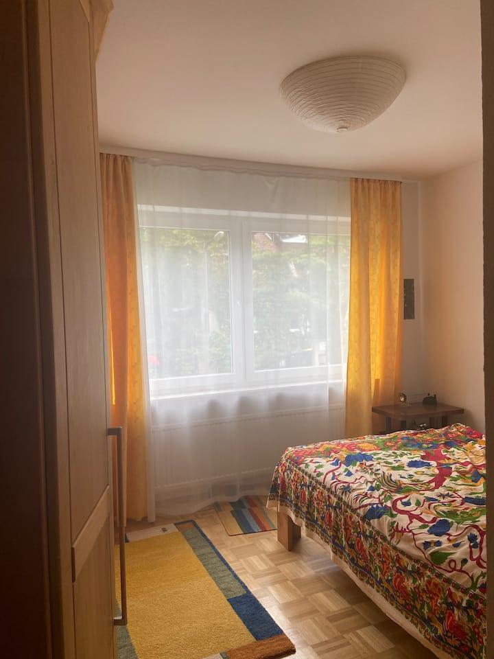 Schönes Zimmer mit eignem Bad