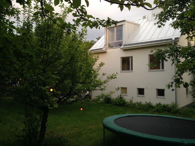 Family home near Stockholm City - Nacka - Villa