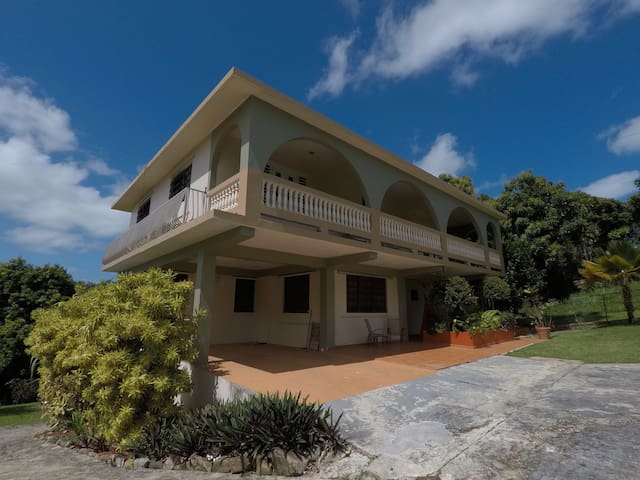 Casa Coqui with Garden Views - Luquillo - House