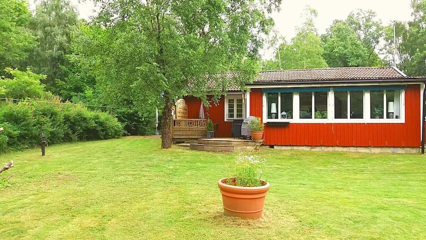 Naturnära och fräscht mitt i skåne -Wästantorp - Hörby - Mökki