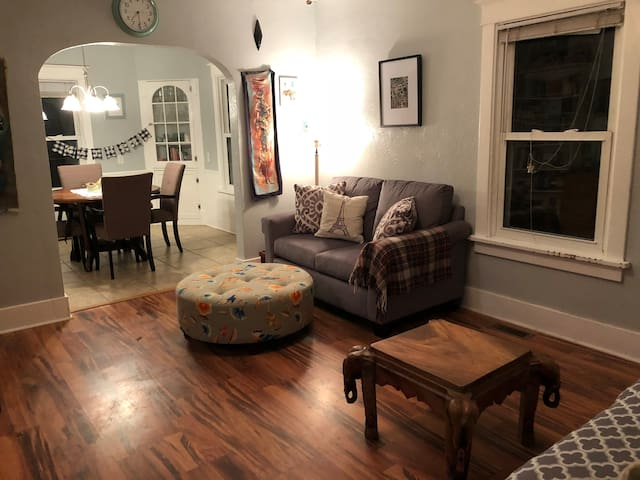 Cozy Home in Quiet Neighborhood