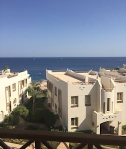 Apartment 1 bedr with beach access! - Sharm El-Sheikh