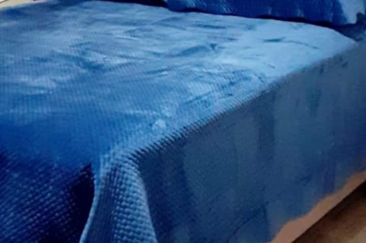 Pousada Vitrine - Suite azul - conforto urbano