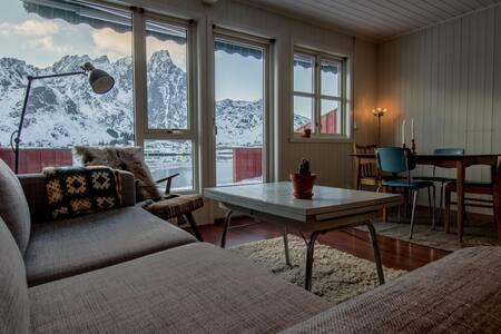 Seaside cabin in Ballstad, Lofoten - Ballstad - Ev