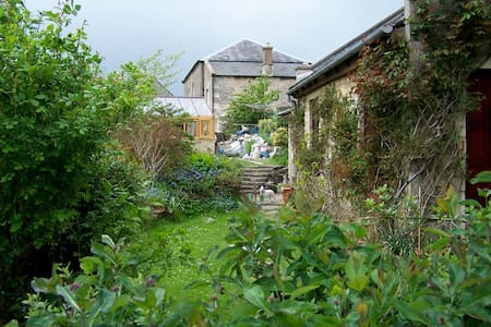 Double rooms, in rural  Cotswold village cottage - Colerne