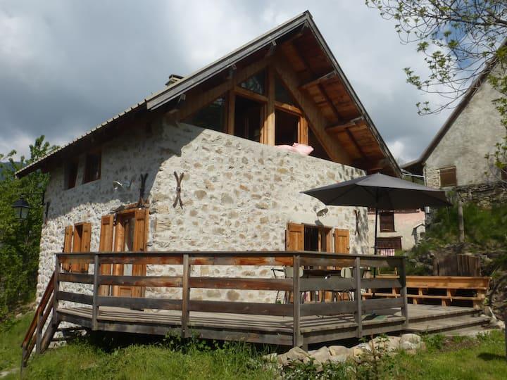 Clignon Haut (04) Allos et Colmars les Alpes