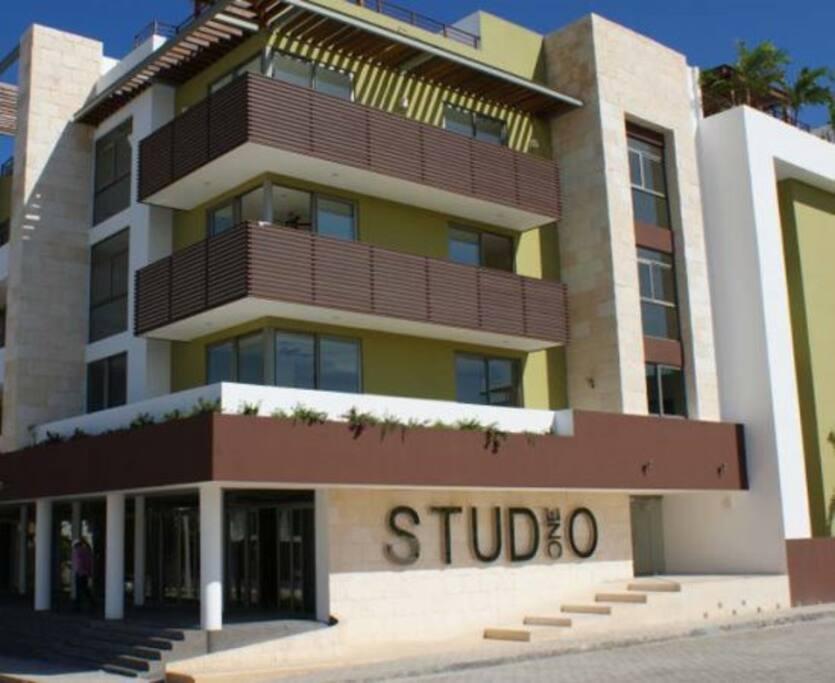 Studio One Building
