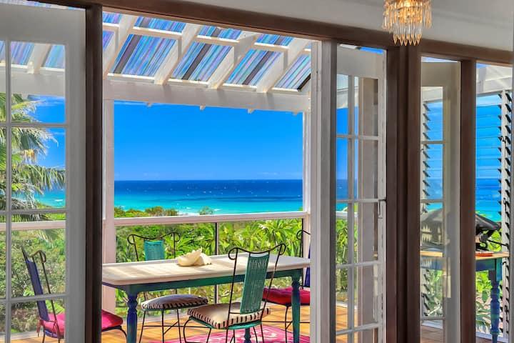 Pandanus Pool Beach House - 2 mins walk to Beach