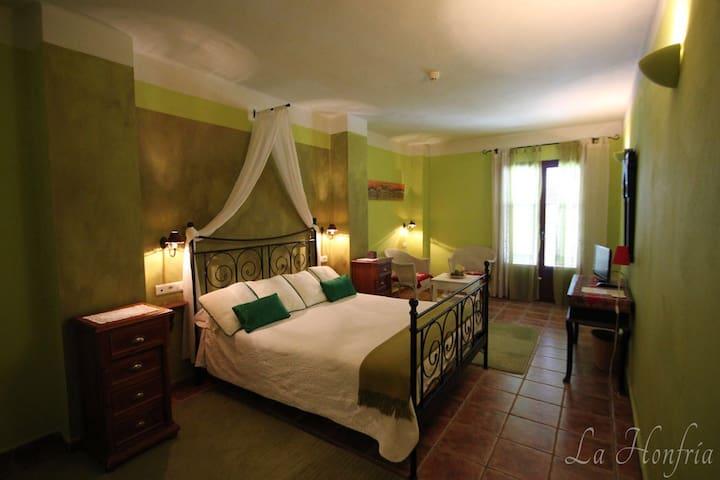 Habitación La Honfria - San Miguel de Valero - Diğer