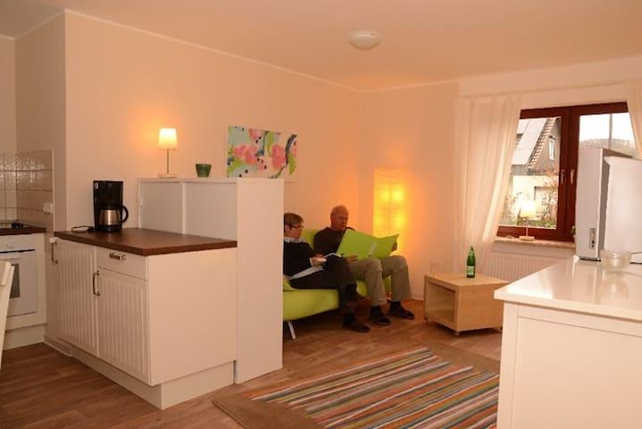 """Eifelgrashüper""  in der traumhaften Vulkaneifel - Daun - Apartmen"