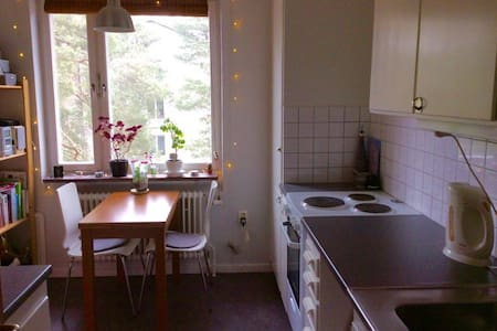 Cozy apartment in trendy area - Stockholm - Wohnung