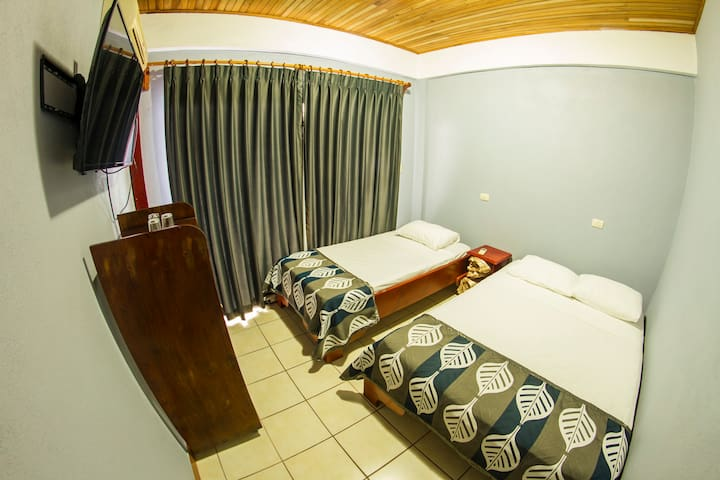 Sleep in the HEART of FORTUNA - La Fortuna - Hotel boutique