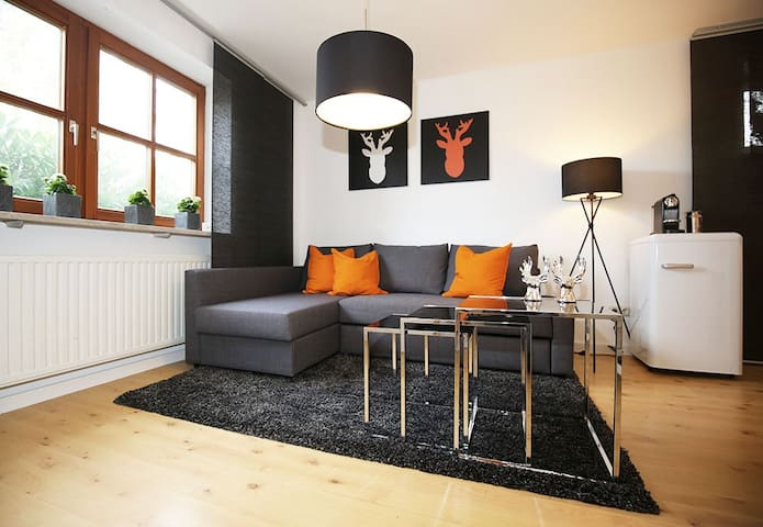 Stylish apartment in a quiet location - Thurnau - Pis