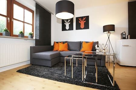 Stylish apartment in a quiet location - Thurnau - Apartamento