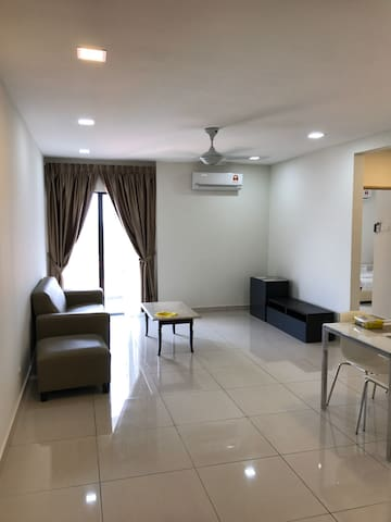 A modern and homely suite in KL