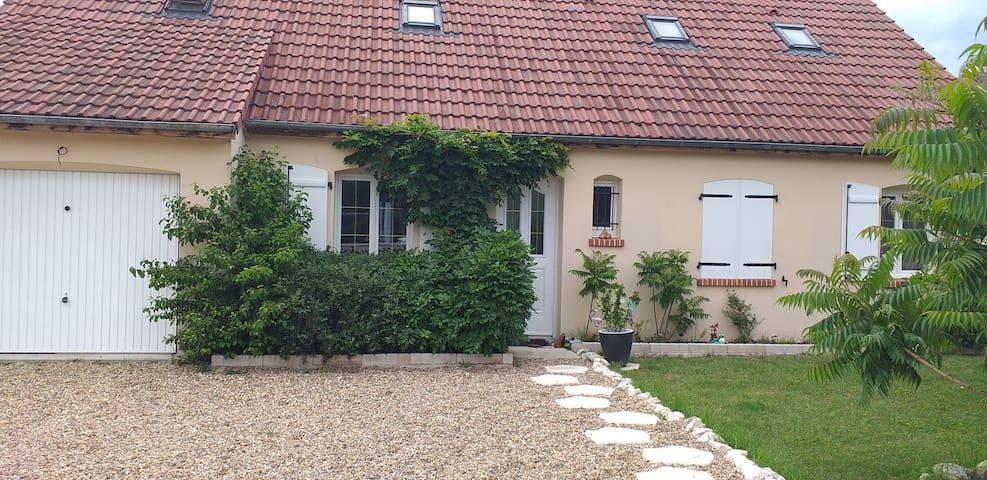 Gite proximite  Blois Chanbord Cheverny Beauval
