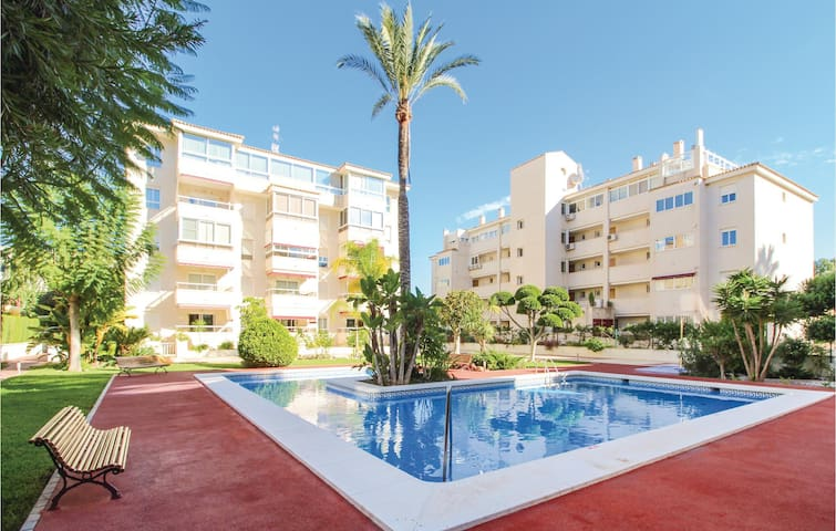 Holiday apartment with 2 bedrooms on 66m² in Alfaz del Pí