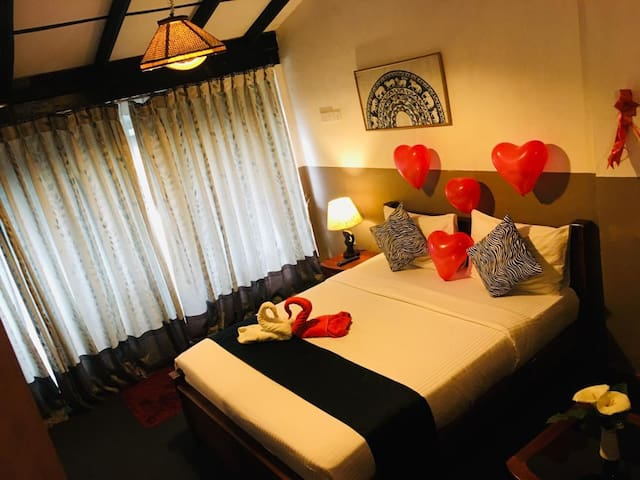 Deluxe Double Room With Honeymoon Package