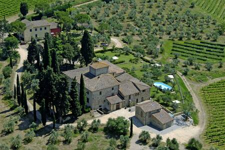 Villa Barberino - San Casciano in Val di pesa - Villa