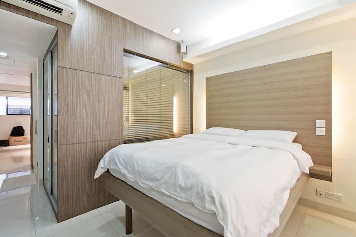 I Plaza Executive One Bedroom Apt H - Singapura