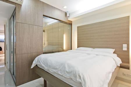 I Plaza Executive One Bedroom Apt H - Singapore - Huoneisto