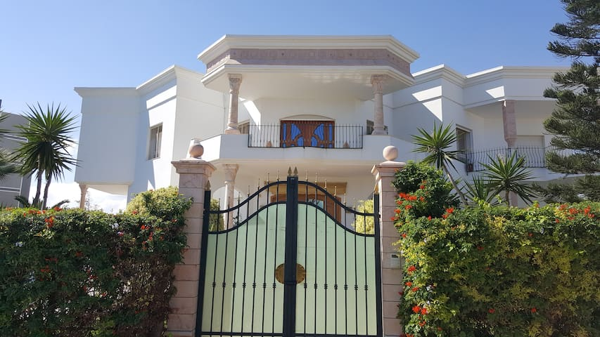7 Bedroom Luxe Villa @ Monastir Palm Golf & Pool