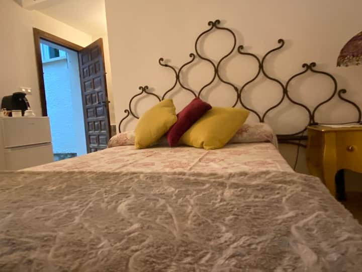 Suite privada en Miraflores de la Sierra