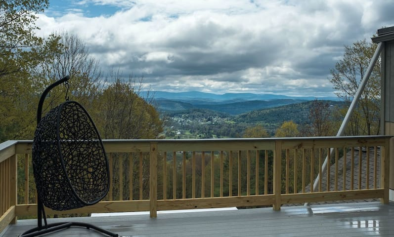 Just Renovated 5 Bedroom / 3.5 Bath with Great Mountain Views