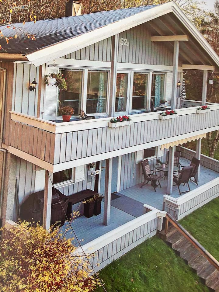 Quiet location, but centrally located in Trondheim