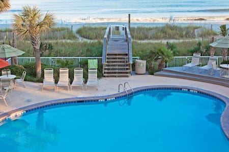 South Beach Resort 2 bdrm July 1-8 (7 day rental) - Myrtle Beach - Villa