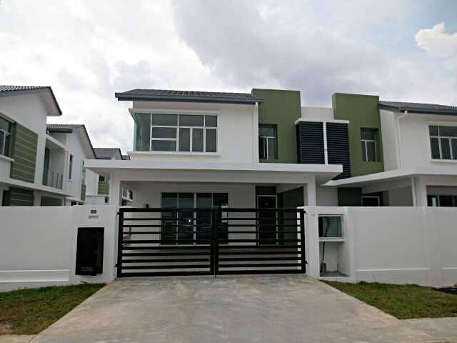 Cosy 2 Storey Semi-detached Setia Impian Kajang - Kajang - House