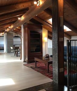 Barolo attic - Barolo - Διαμέρισμα