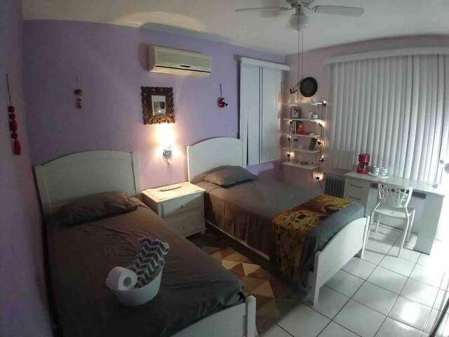 Casa Libélula: comodidad y calidez.