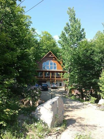 Hébergement  chalet-condo héritage nature - Sainte-Adèle - Overig