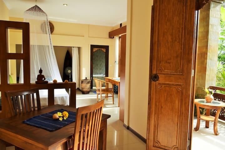 Kebun-10mins to Ubud-RiceField View - Blahbatuh - House