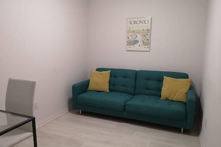 Trendy Furnished Condo Downtown