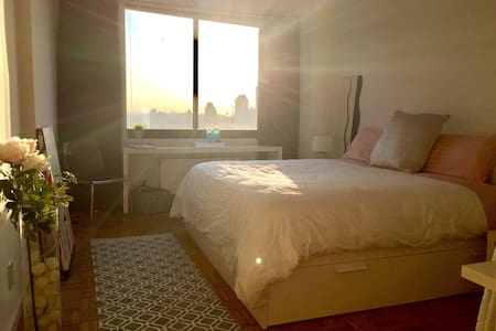 Beautiful King Bedroom with a View! - Jersey City