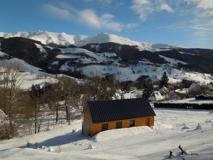 Maison idyllique à la montagne